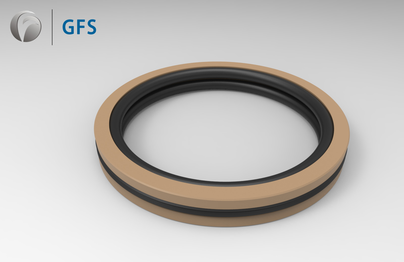 PGN - AQ/PQ, Customized Double-Acting Piston Seal