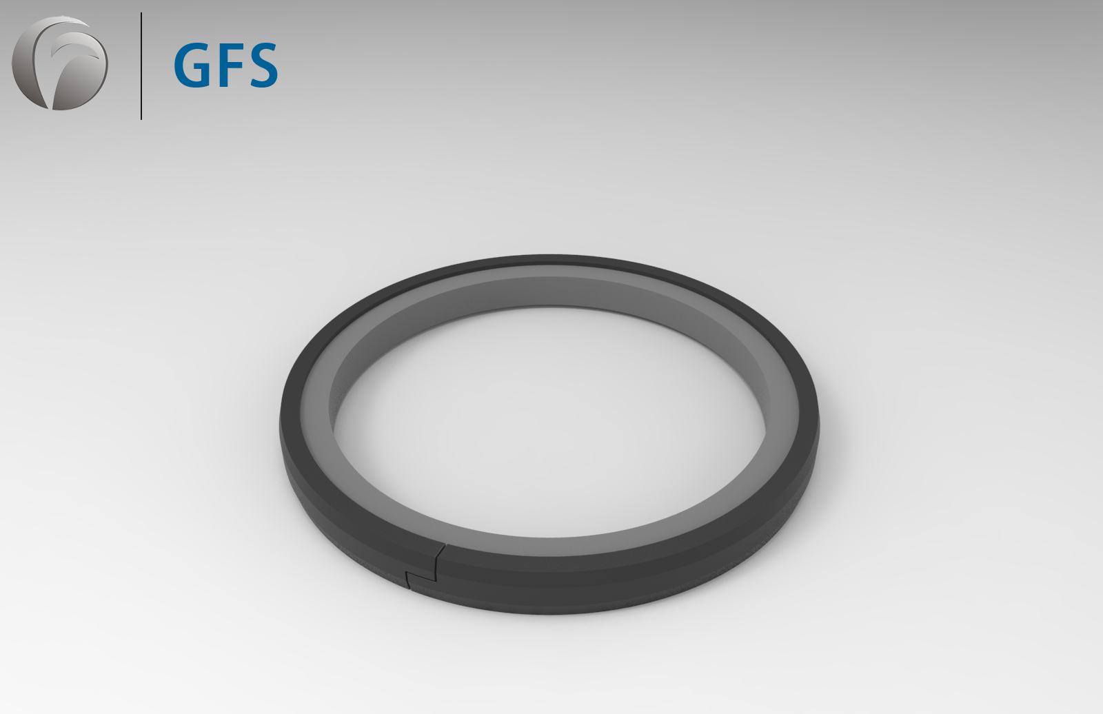 PGK - OK Profile, Customized Piston seal High Pressure Split Cap