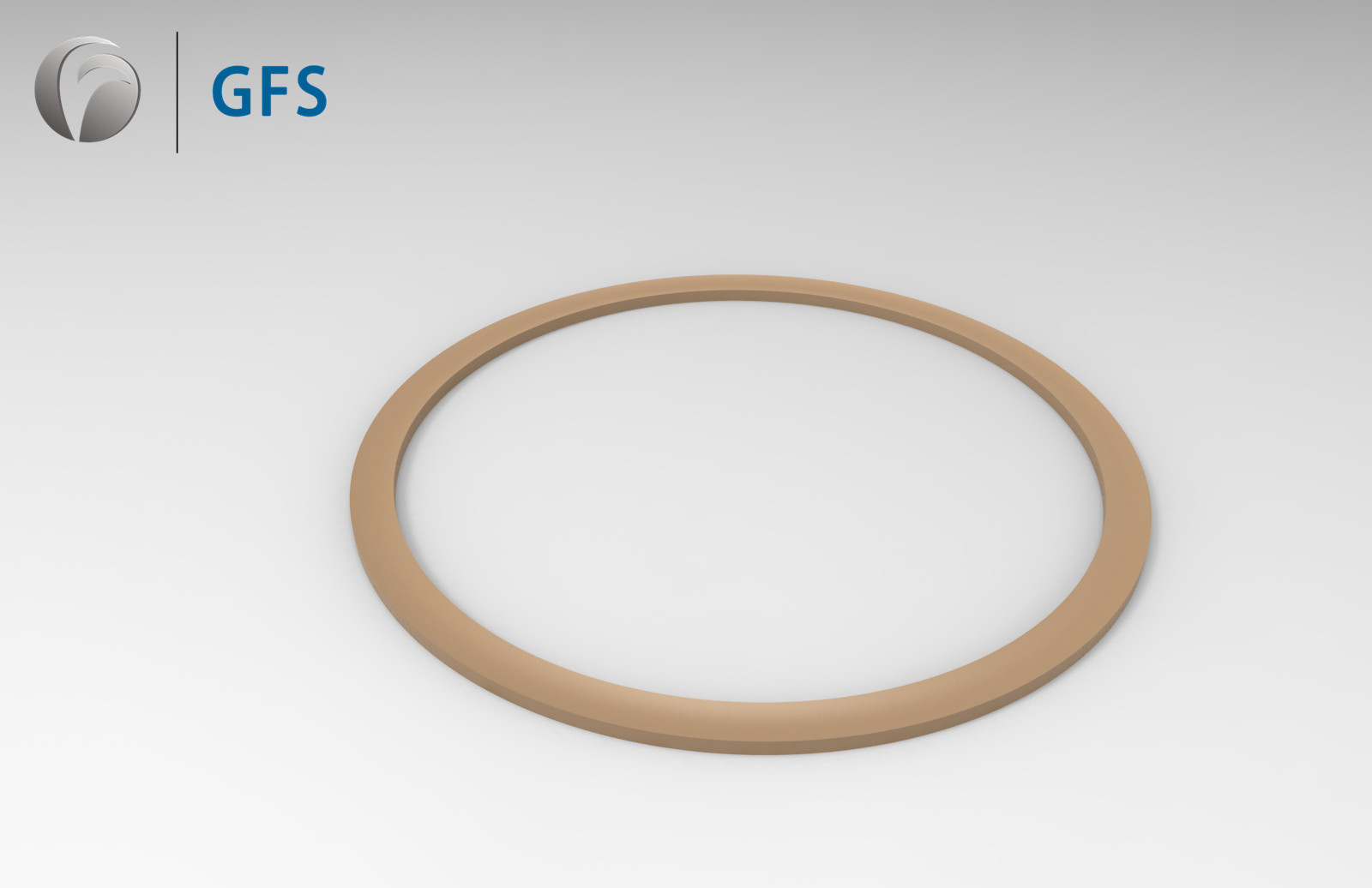 BCR - Customized Static Seal PTFE